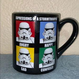 STAR WARS Storm Trouper expressions mug